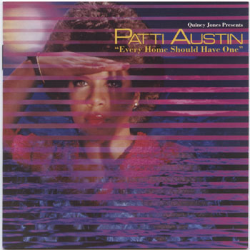 Patti Austin-Every Home Should Have One
