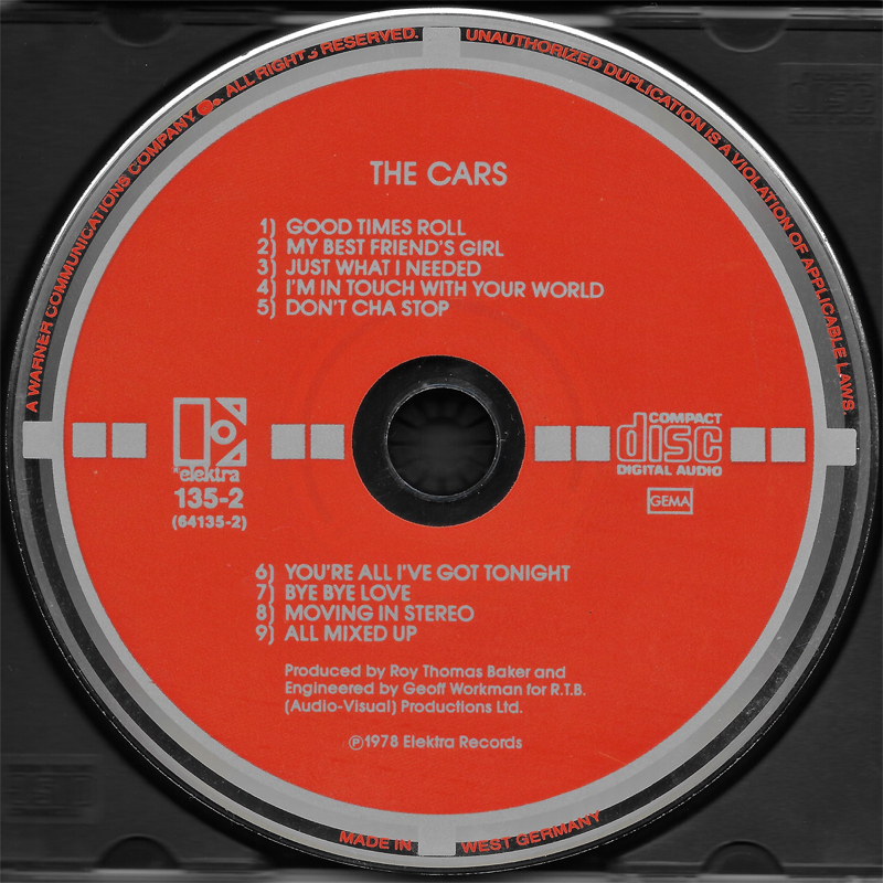 The Cars-