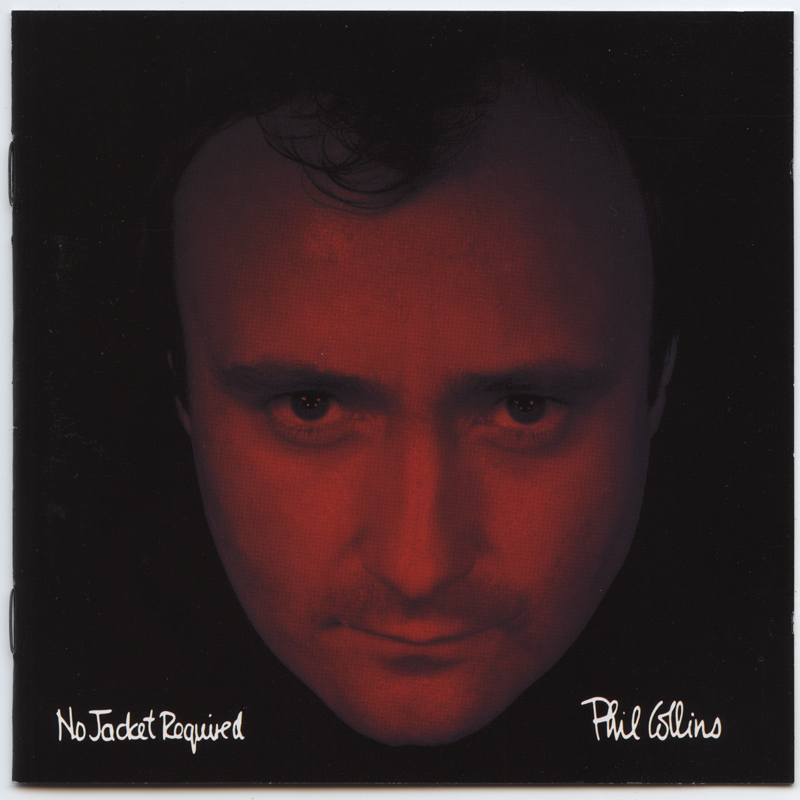 Phil Collins - No Jacket Required EP