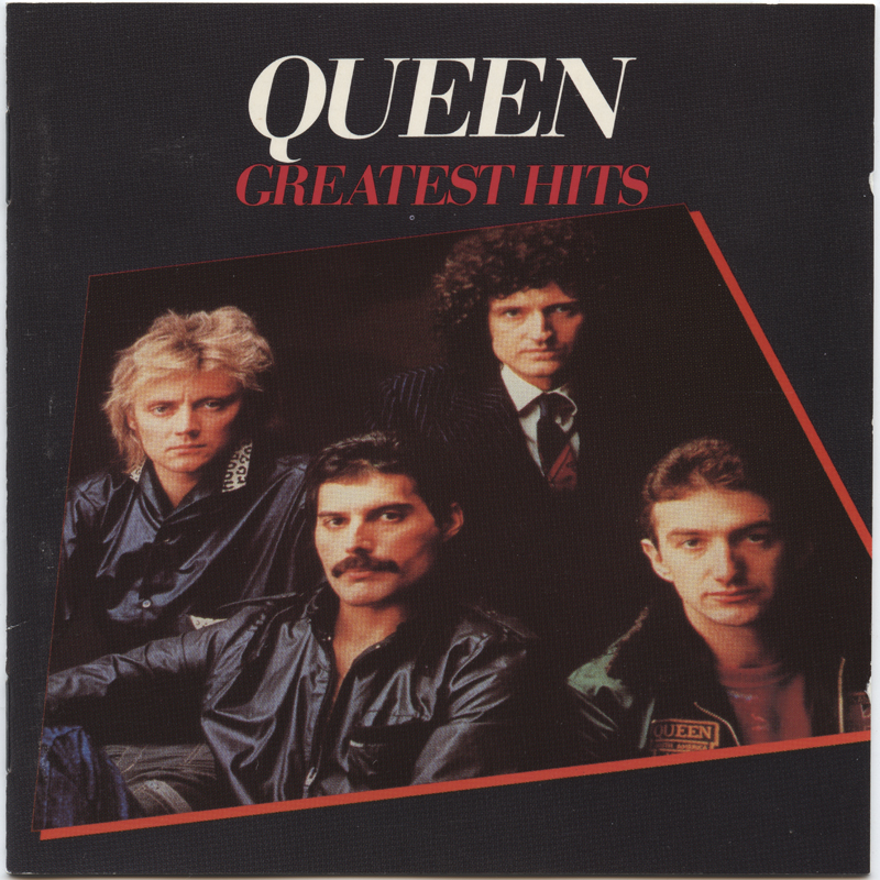 Target CD / Queen : Greatest Hits (V001)