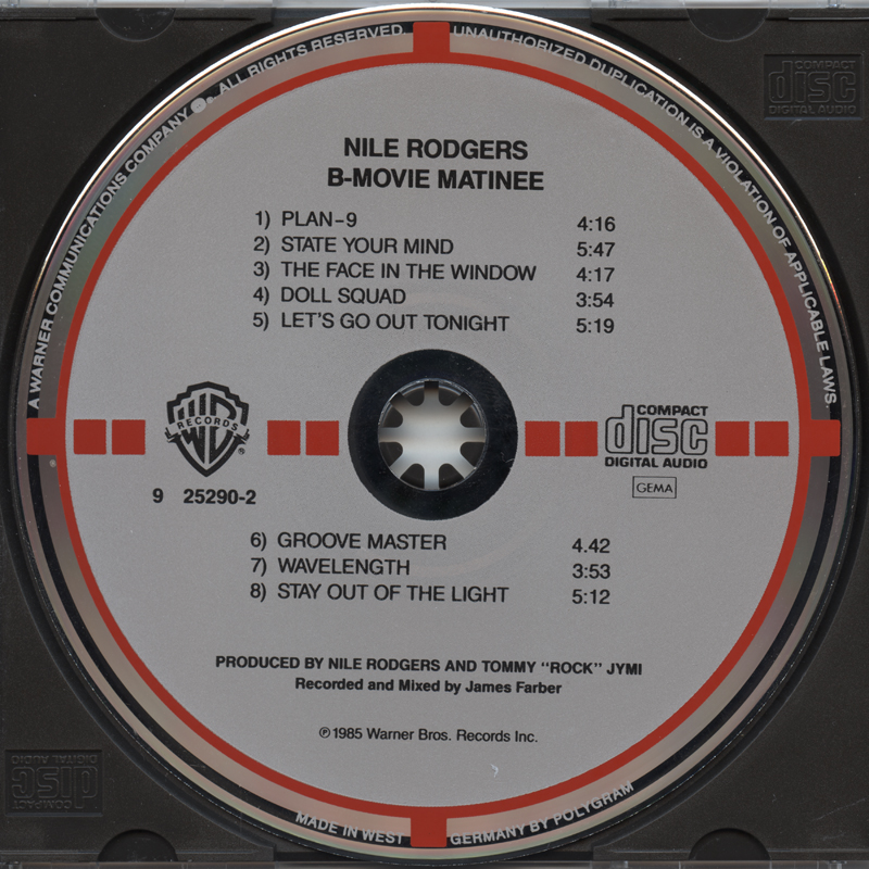 Nile Rodgers-
