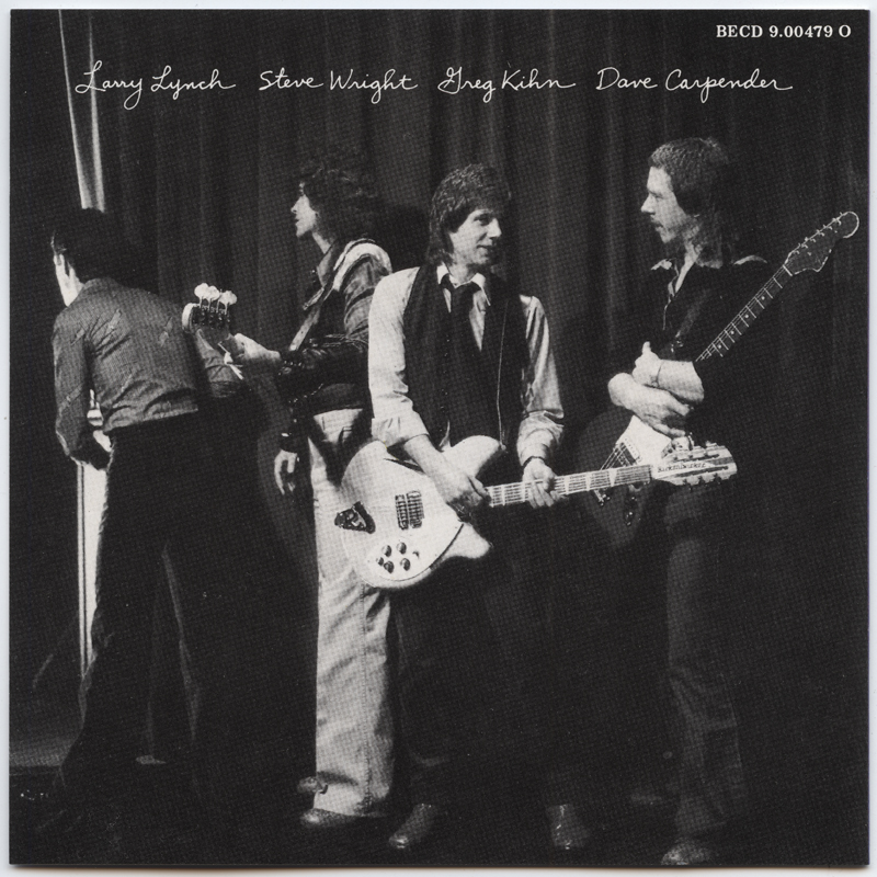 Greg Kihn Band* Greg Kihn Band, The - Remember / Politics